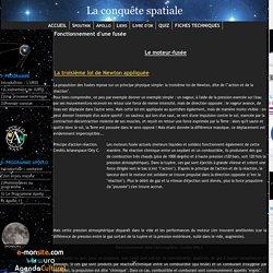 Fonctionnement d'une fusée - La conquête spatiale