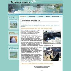 Le fonctionnement hydraulique du Marais Poitevin : gestion de l'eau du Marais Poitevin (Venise Verte)