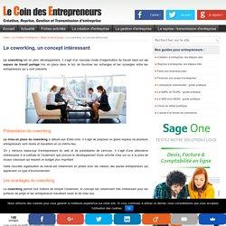 Coworking : fonctionnement, avantages et inconvénients