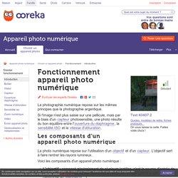 Fonctionnement appareil photo numérique - Ooreka