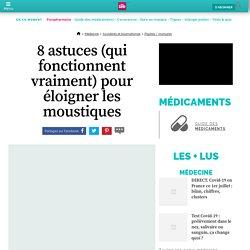 8 astuces (qui fonctionnent vraiment) pour éloigner les moustiques