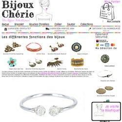 Fonctions des bijoux