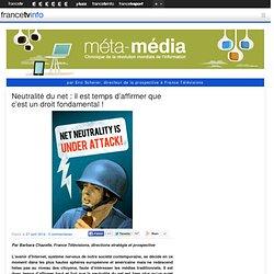 Neutralité du net : il est temps d'affirmer que c'est un droit fondamental !