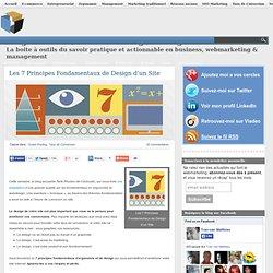Les 7 Principes Fondamentaux de Design d'un Site