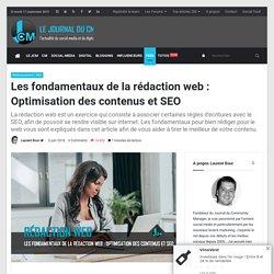 Les fondamentaux de la rédaction web : Optimisation des contenus et SEO