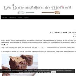 Le Fondant Mortel au Chocolat et ses 8 oeufs
