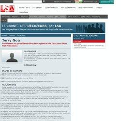 Terry Gou Fondateur & PDG