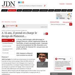 """""""Les marques devraient utiliser Pinterest comme un utilisateur lambda"""""""