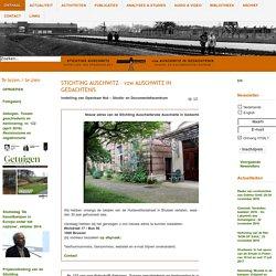 Fondation Auschwitz - ONTHAAL