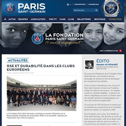 Fondation - Club