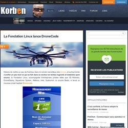 La Fondation Linux lance DroneCode - Korben