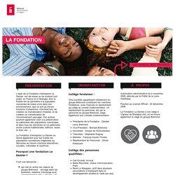 Fondation d'Entreprise Le Damier - Groupe Brémond