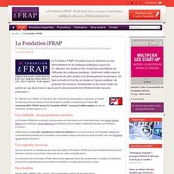 La Fondation iFRAP