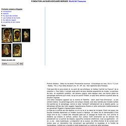 Fondation J.-E Berger: Le Fayoum