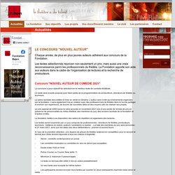 Fondation J.M.Bajen - Actualités
