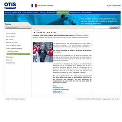 fondation otis