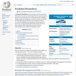 Fondation Prometheus