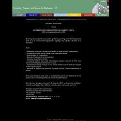 + Fondation Suisse +