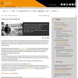 Sélection de fondations - Association Opale