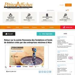 Retour sur la soirée Panorama des fondations et fonds de dotation créés par d...