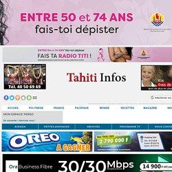 Fondations d'entreprises en Polynésie française.