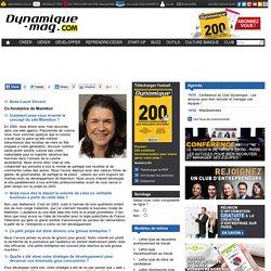 Anne Laure Vincent Co Fondatrice De Marmiton Entrepreneur