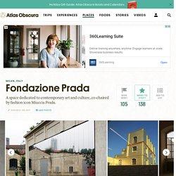Fondazione Prada – Milan, Italy
