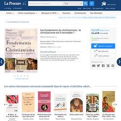 Les fondements du christianisme, Piero Ottaviano