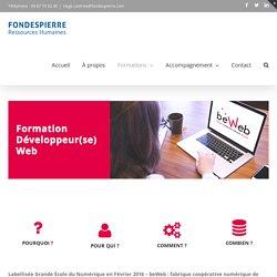Fondespierre Ressources Humaines - Développeur(se) Web