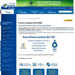 Fonds européens 2014-2020