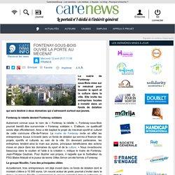 Fontenay-sous-Bois ouvre la porte au mécénat - Carenews