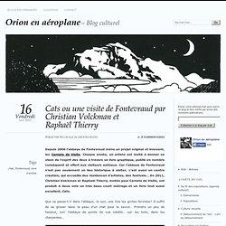 Cats ou une visite de Fontevraud par Christian Volckman et Raphaël Thierry