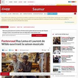 Fontevraud. Ray Lema et Laurent de Wilde ouvriront la saison musicale