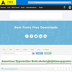 Best Fonts Free Downloads - OnlineWebFonts.COM