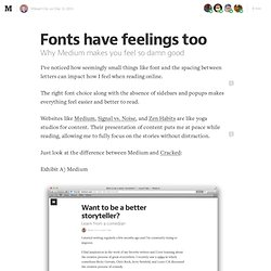 Fonts have feelings too — Crew Dispatch