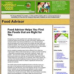 Food Advisor