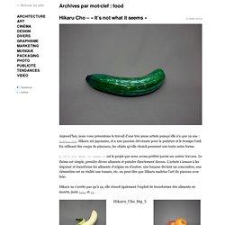 food Archives - BTG communication