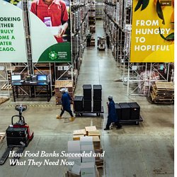How Food Banks Succeeded and What They Need Now