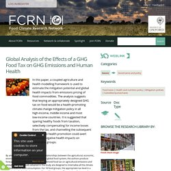 Food Climate Research Network (FCRN)