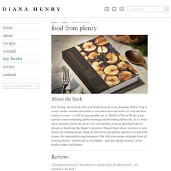 food from plenty » Diana Henry