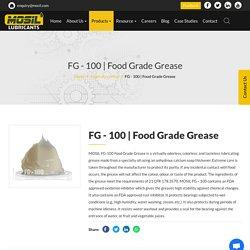 Food Grade Grease