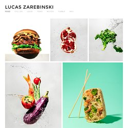 FOOD — Lucas Zarebinski
