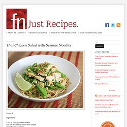 FN | Just Recipes