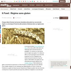 It Food : Régime sans gluten