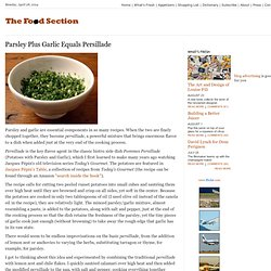 The Food Section - Food News, Recipes, and More