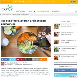 The Food That May Halt Brain Disease And Cancer