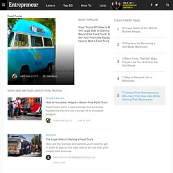 Food trucks News & Topics