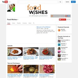 foodwishes's Channel