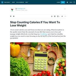 A Balance Diet For Weight Loss