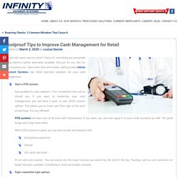 Foolproof Tips to Improve Cash Management for Retail